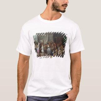 T-shirt Intérieur d'une taverne