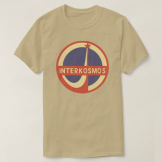 T-shirt Interkosmos