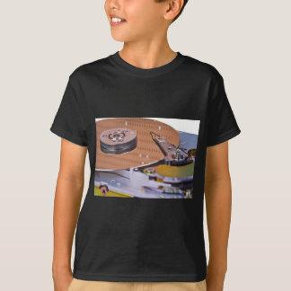 T-shirt Internals d'un lecteur de disque dur