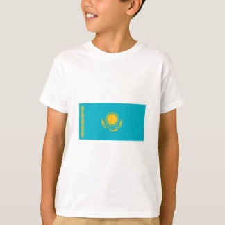 T-shirt International de DRAPEAU de Kazakhstan