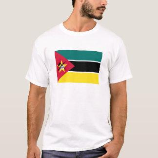 T-shirt International de DRAPEAU de la Mozambique