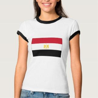 T-shirt International de DRAPEAU de l'Egypte
