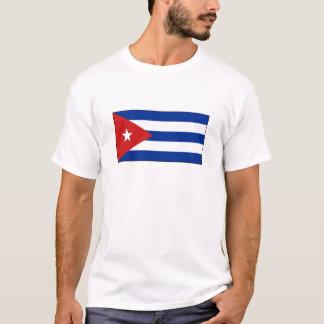 T-shirt International de DRAPEAU du Cuba