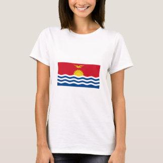 T-shirt International de DRAPEAU du Kiribati