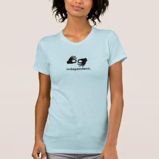 T-shirt Interprète indépendant