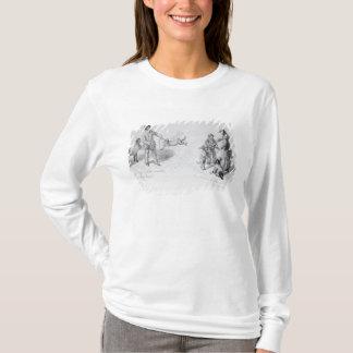 T-shirt Interprètes de rue, c.1839-43