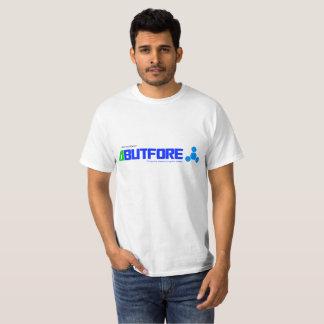 """T-shirt """"Interrogez-moi chemise au sujet d'Abutfor"""""""