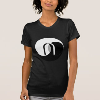 T-shirt Intersection YinYang de Venn