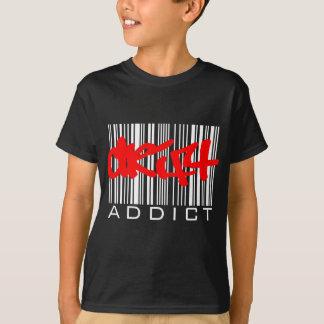 T-shirt Intoxiqué de dérive