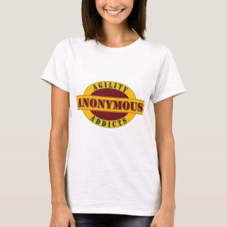T-shirt Intoxiqués d'agilité anonymes