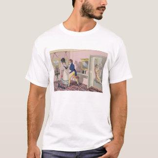 T-shirt Intriguez, plaquez 10 'du Qualificati nécessaire