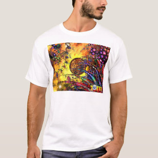 T-shirt Invasion du tortillement