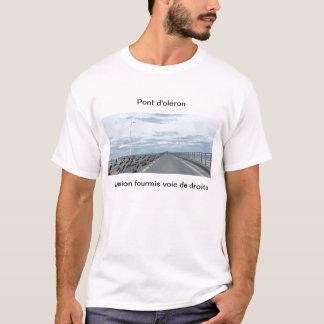 T-shirt invasion fourmis pont d'oléron