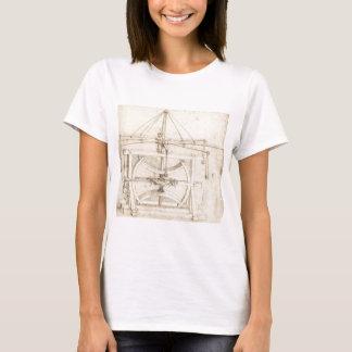 T-shirt Invention de Leonardo