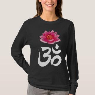 T-shirt Inverse d'OM Lotus