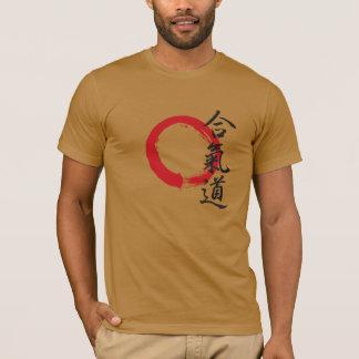 T-shirt irakien d'organisation d'Aikido