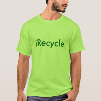 T-shirt iRecycle