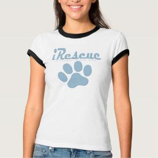 T-shirt iRescue - help animals