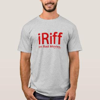 T-shirt iRiff (sur de mauvais films)