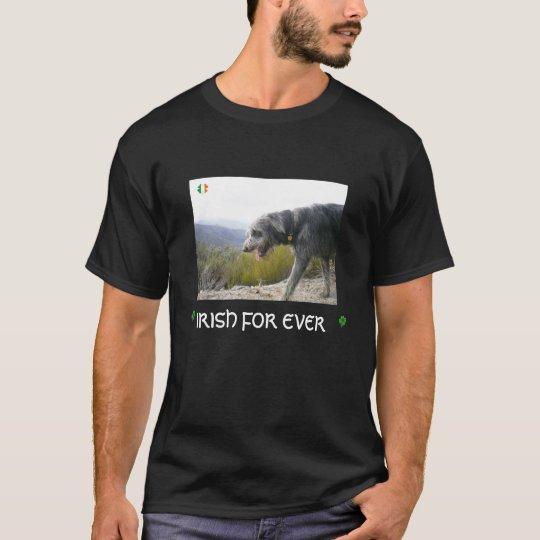 T-shirt irish for ever