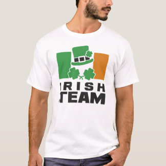 T-SHIRT IRISH TEAM