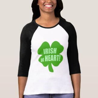 T-shirt Irlandais au coeur