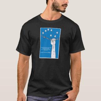 T-shirt irlandais d'armée de citoyen