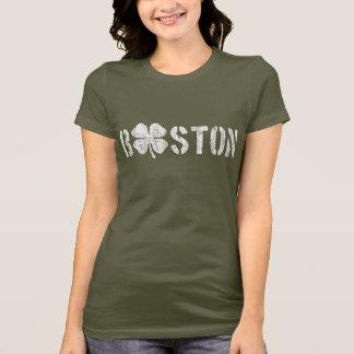 T-shirt Irlandais de Boston (cru)