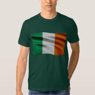 T-shirt irlandais de Celtic de drapeau d'Eire