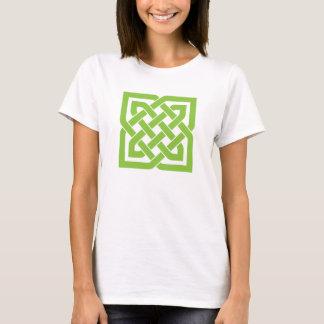 T-shirt irlandais de noeud