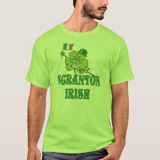 T-shirt irlandais de Scranton