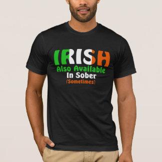 T-shirt Irlandais également disponible dans sobre