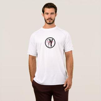 T-shirt irrésolu de la jeunesse (les hommes