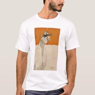 "T-shirt Isolde, illustration ""du studio"", 1895 (lithium"