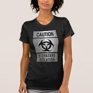 T-shirt Isolement de Biohazard
