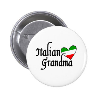 T-shirt italien de grand-maman pin's