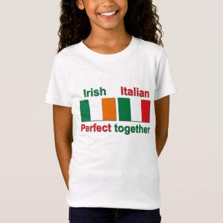 T-Shirt Italien irlandais - perfectionnez ensemble !