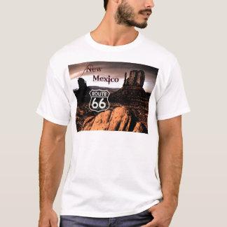 T-shirt Itinéraire 66 Nouveau Mexique