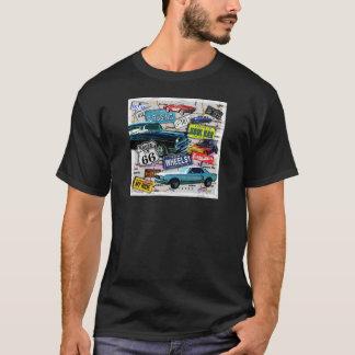 T-shirt Itinéraire 66 - TEE - SHIRT d'OBSCURITÉ de S
