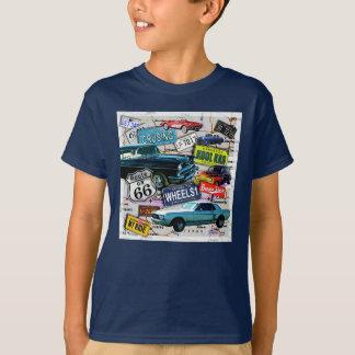 T-shirt Itinéraire 66 - TEE - SHIRT d'OBSCURITÉ d'ENFANTS