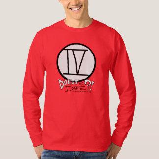 """T-shirt IV - """"Durst que nous osons ? !"""" longsleeve"""