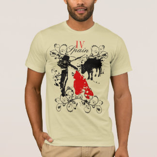 T-shirt IV Espana II - encre