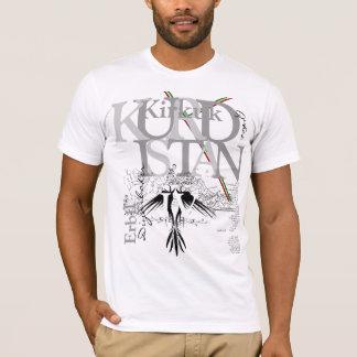 T-shirt IV le Kurdistan - W.