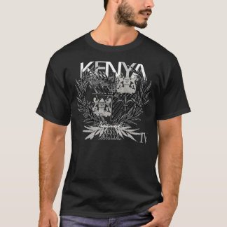 T-shirt IV obscurité de Kenya.2-