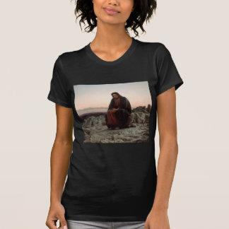 T-shirt Ivan Kramskoy- le Christ en beaux-arts de région