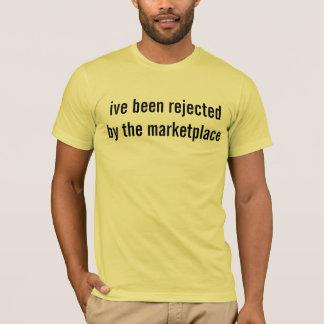 T-shirt ive rejeté par le marché