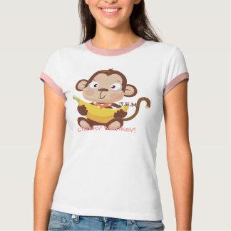 T-shirt J.E.M, singe effronté !