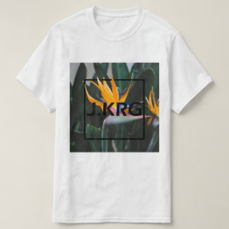 T-shirt J.KRG Strelitzia reginae