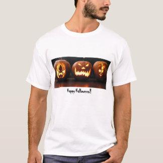 T-shirt Jack-o-lanternes, Halloween heureux ! !