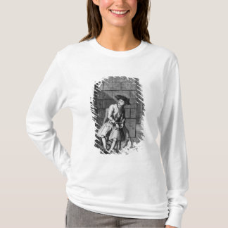 T-shirt Jack Shepperd dans la prison de Newgate, 1724